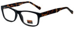 Gotham Style Designer Reading Glasses GF29-MBLK in Matte Black 53mm