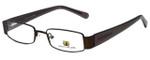 Body Glove Designer Eyeglasses BB110-GUN in Gunmetal  KIDS SIZE 46mm :: Custom Left & Right Lens