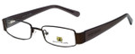 Body Glove Designer Reading Glasses BB110-GUN in Gunmetal KIDS SIZE 46mm