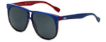 Dolce & Gabbana Designer Sunglasses DG3076-1969/87 in Blue 59mm