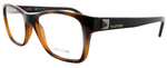 Valentino Designer Eyeglasses V2696R-725 in Blonde Havana 52mm :: Progressive