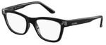 Valentino Designer Eyeglasses V2682-001 in Black 51mm :: Rx Bi-Focal