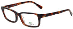 Lacoste Designer Eyeglasses L2725-215 in Dark Havana 54mm :: Custom Left & Right Lens