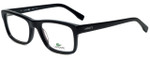 Lacoste Designer Eyeglasses L2740-001 in Black 53mm :: Rx Bi-Focal