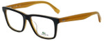 Lacoste Designer Eyeglasses L2769-001 in Black Butterscotch 54mm :: Rx Bi-Focal