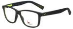 Nike Designer Eyeglasses Nike-4265-079 in Anthracite Volt 54mm :: Custom Left & Right Lens