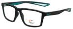 Nike Designer Eyeglasses Nike-4278-074 in Anthracite 54mm :: Rx Single Vision