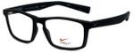 Nike Designer Eyeglasses 4258-004 in Black Bomber Grey 53mm :: Progressive