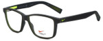 Nike Designer Eyeglasses 4265-079 in Anthracite Volt 54mm :: Rx Bi-Focal