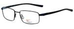 Nike Designer Eyeglasses Nike-4213-003 in Satin Black 53mm :: Rx Single Vision