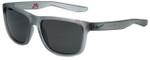 Nike Designer Sunglasses Flip EV0990 in Matte Wolf Grey