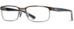 Smith Optics Designer Eyeglasses Sinclair in Fatigue Grey 57mm :: Custom Left & Right Lens