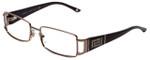 Versace Designer Eyeglasses 1163B-1333 in Plum 52mm :: Custom Left & Right Lens