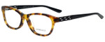 Versace Designer Eyeglasses 3212B-5119 in Havana 54mm :: Custom Left & Right Lens