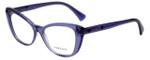 Versace Designer Eyeglasses 3222B-5160 in Violet 54mm :: Custom Left & Right Lens