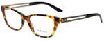 Versace Designer Eyeglasses 3220-5119-52 in Havana 52mm :: Rx Single Vision