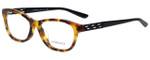 Versace Designer Eyeglasses 3212B-5119 in Havana 54mm :: Progressive
