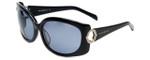 Charriol Designer Sunglasses in Black Frame & Grey Lens (PC8045-C2)