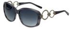 Charriol Designer Sunglasses in Grey Frame & Grey Lens (PC8086-C3)