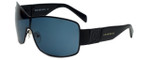Charriol Designer Sunglasses in Black Frame & Grey Lens (PC8070-C1)