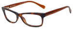 Hugo Boss Designer Eyeglasses BO0076-S2G in Havana Beige 52mm :: Custom Left & Right Lens