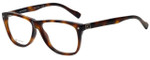 Hugo Boss Designer Eyeglasses BO0088-05L in Havana 52mm :: Custom Left & Right Lens