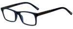 Chopard Designer Eyeglasses VCH162-991M in Navy 54mm :: Rx Bi-Focal