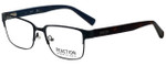 Kenneth Cole Designer Eyeglasses Reaction KC0795-002 in Matte Black 53mm :: Rx Bi-Focal