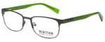 Kenneth Cole Designer Eyeglasses Reaction KC0801-009 in Matte Gunmetal 53mm :: Rx Bi-Focal
