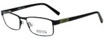 Kenneth Cole Designer Reading Glasses Reaction KC0752-002 in Matte Black 54mm
