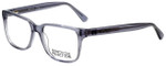 Kenneth Cole Designer Eyeglasses Reaction KC0786-020 in Grey 53mm :: Custom Left & Right Lens