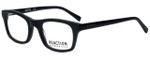 Kenneth Cole Designer Eyeglasses Reaction KC0788-002 in Matte Black 48mm :: Custom Left & Right Lens