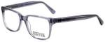 Kenneth Cole Designer Eyeglasses Reaction KC0786-020 in Grey 53mm :: Rx Single Vision