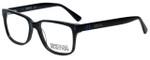 Kenneth Cole Designer Eyeglasses Reaction KC0786-001 in Black 53mm :: Progressive