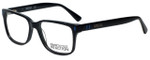 Kenneth Cole Designer Eyeglasses Reaction KC0786-001 in Black 53mm :: Progressive