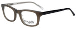 Kenneth Cole Designer Eyeglasses Reaction KC0788-020 in Grey 48mm :: Progressive