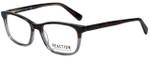 Kenneth Cole Designer Eyeglasses Reaction KC0798-020 in Grey 52mm :: Progressive