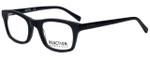 Kenneth Cole Designer Reading Glasses Reaction KC0788-002 in Matte Black 48mm
