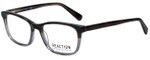 Kenneth Cole Designer Reading Glasses Reaction KC0798-020 in Grey 52mm