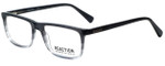 Kenneth Cole Designer Reading Glasses Reaction KC0803-020 in Grey 54mm