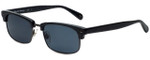 Argyleculture Diddley Designer Sunglasses in Black with Grey Lens