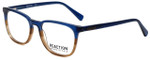 Kenneth Cole Designer Reading Glasses Reaction KC0799-092 in Blue Fade 52mm