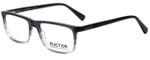 Kenneth Cole Designer Eyeglasses Reaction KC0799-092 in Blue Fade 52mm :: Rx Bi-Focal