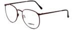 Liberty Optical Designer Eyeglasses LA-4C-1 in Brown Marble 55mm :: Custom Left & Right Lens