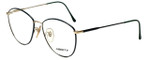 Liberty Optical Designer Eyeglasses Gina-958-5 in Demi Green Gold 55mm :: Rx Single Vision