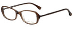 Michael Kors Designer Reading Glasses MK272-210 in Brown 50mm