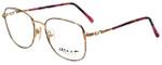 Calabria Designer Eyeglasses MT-61-LAV in Lavender 54mm :: Custom Left & Right Lens