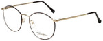Calabria Designer Eyeglasses Seb-730 in Tortoise 53mm :: Rx Single Vision