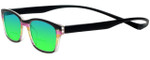 Magz Greenwich Magnetic Polarized Bi-Focal Sunglasses (Mirror Lenses)