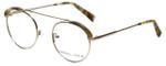 Kendall + Kylie Designer Eyeglasses Stacie KKO130-718 in Light Gold 48mm :: Rx Bi-Focal